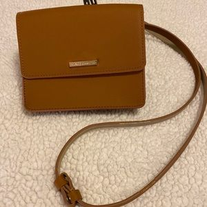 NWT Vince Camuto Camel Convertible Belt Bag